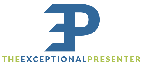 the exceptional presenter Presentation & media consulting delivering an exceptional presentation does not guarantee a win every time but you should never lose because your presentation was less than exceptional.